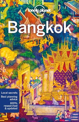 cover of Lonely Planet Bangkok 13th edition