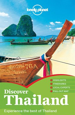 cover of Lonely Planet Discover Thailand 5th edition