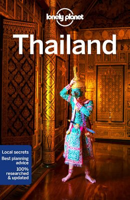 cover of Lonely Planet Thailand 17th edition
