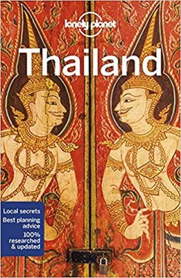 cover of Lonely Planet Thailand 18th edition
